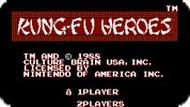 Игра Герои Кун-фу / Kung-Fu Heroes (NES)