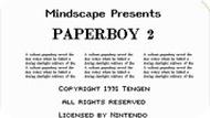Игра Разносчик газет 2 / Paperboy 2 (NES)