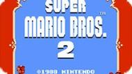 Игра Супер Марио 2 / Super Mario Bros 2 (NES)