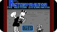Игра Истребитель насекомых / Pesterminator (NES)