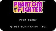 Игра Призрачный Борец / Phantom Fighter (NES)