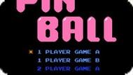 Игра Пинбол / Pinball (NES)