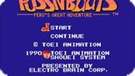 Игра Кот в сапогах: Путешествие / Puss n Boots: Pero Great Adventure (NES)