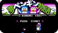 Игра Пингвин Юме Моногатари / Yume Penguin Monogatari (NES)