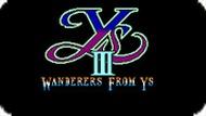 Игра Ис 3: Путники с Ис / Ys III: Wanderers From Ys (NES)