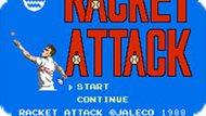 Игра Атака ракетки / Racket Attack (NES)