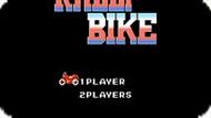 Игра Ралли Байк / Rally Bike (NES)