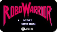 Игра Робо воин / Robo Warrior (NES)