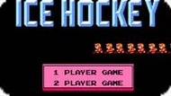 Игра Хоккей на льду / Ice Hockey (NES)