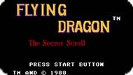 Игра Летящий Дракон: Секретный Свиток / Flying Dragon: The Secret Scroll (NES)