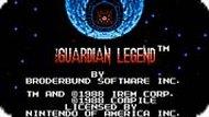 Игра Легенда о защитнике / Guardian legend (NES)