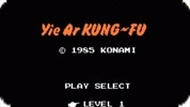 Игра Раз-два Кун-фу / Yie Ar Kung-Fu (NES)