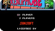 Игра Ксенофоб / Xenophobe (NES)