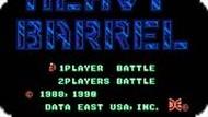 Игра Жёсткий баррель / Heavy Barrel (NES)
