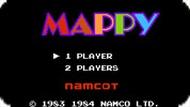 Игра Маппи / Mappy (NES)