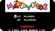 Игра Дети Маппи / Mappy Kids (NES)