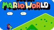 Игра Мир Супер Марио / Super Mario World (NES)