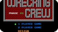 Игра Разрушающая команда / Wrecking Crew (NES)