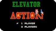 Игра Бой в лифте / Elevator Action (NES)