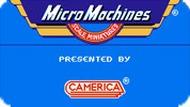 Игра Микромашинки / Micro Machines (NES)