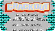 Игра Кракаут / Crackout (NES)