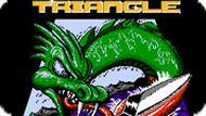 Игра Треугольник кобры / Cobra Triangle (NES)