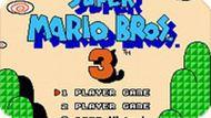 Игра Супер Марио 3 / Super Mario Bros 3 (NES)