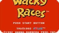 Игра Сумасшедшие гонки / Wacky Races (NES)