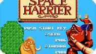 Игра Космический Гончий / Space Harrier (NES)