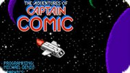 Игра Приключения Капитана Комика / Adventures of Captain Comic (NES)