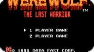 Игра Оборотень: Последний воин / Werewolf: The Last Warrior (NES)