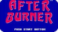 Игра После горения / After Burner (NES)