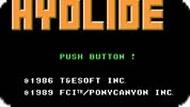 Игра Хадлид / Hydlide (NES)