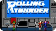 Игра Вращение Грома / Rolling Thunder (NES)