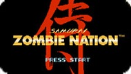 Игра Нация зомби / Zombie Nation (NES)
