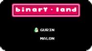 Игра Земля двойников / Binary Land (NES)