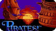 Игра Пираты / Pirates (NES)