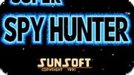 Игра Супер Спай Хантер / Super Spy Hunter (NES)