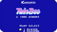 Игра ТвинБи / TwinBee (NES)