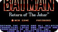 Игра Бэтмен: Возвращение Джокера / Batman: Return of the Joker (NES)