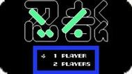 Игра Ниндзя Кун / Ninja-kajou no Bouken (NES)