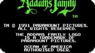 Игра Семейка Адамсов / Addams Family (NES)