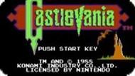 Игра Кастлевания / Castlevania (NES)