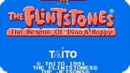 Игра Флинтстоуны: Спасти Дино и Хоппи / Flintstones: Rescue of Dino & Hoppy (NES)