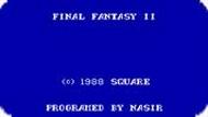 Игра Последняя Фантазия 2 / Final Fantasy 2 (NES)
