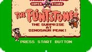 Игра Флинтстоуны: Переполох / Flintstones: Surprise Dinosaur Peak (NES)