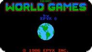 Игра Мировые игры / World Games (NES)