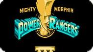 Игра Могучие Рейнджеры 3 / Power Rangers 3 (NES)