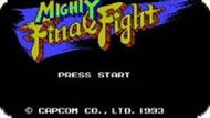 Игра Сумасшедшая финальная борьба / Mighty Final Fight (NES)