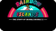 Игра Острова радуги: История пузырей 2 / Rainbow Islands: The Story Bubble 2 (NES)